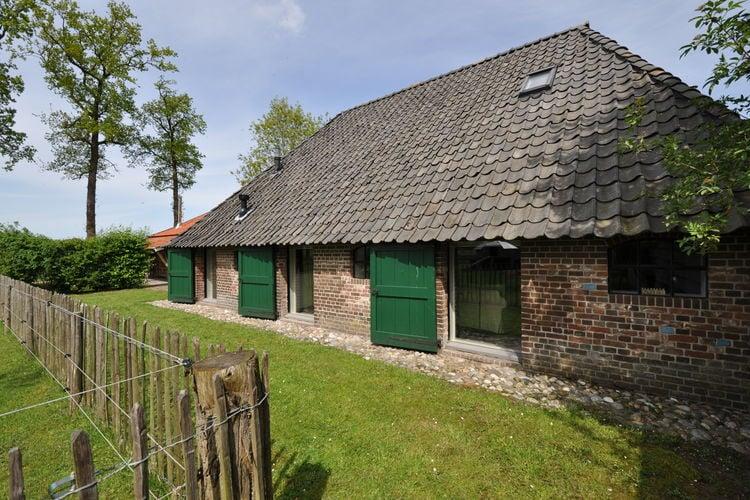 Vakantiehuizen Nederland | Overijssel | Boerderij te huur in Nieuwleusen   met wifi 6 personen