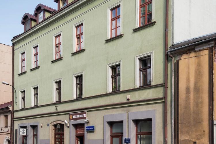 Appartement Polen, lepo, Kraków Appartement PL-31000-01