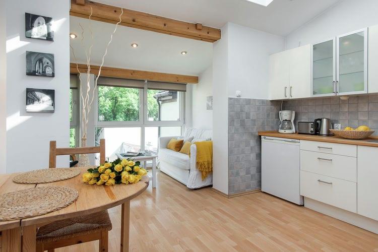Vakantiehuizen Polen | Lepo | Appartement te huur in Krakow   met wifi 3 personen