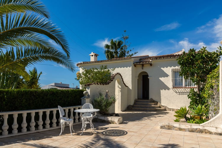Villa Spanje, Costa Blanca, Moraira Villa ES-03724-16