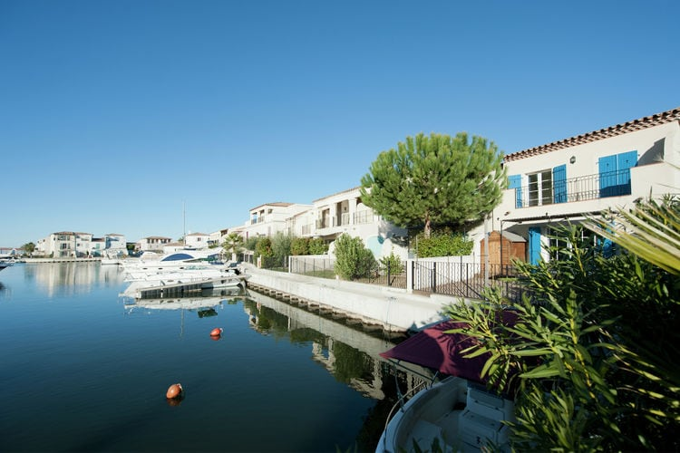Ferienhaus Au bord de l'eau (500082), Aigues Mortes, Mittelmeerküste Gard, Languedoc-Roussillon, Frankreich, Bild 1