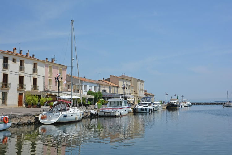 Ferienhaus Au bord de l'eau (500082), Aigues Mortes, Mittelmeerküste Gard, Languedoc-Roussillon, Frankreich, Bild 31