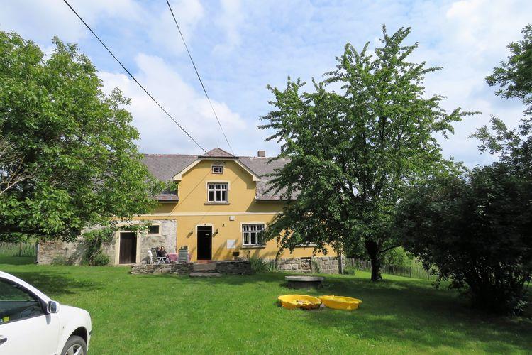 Vakantiehuizen Tsjechie | West-Bohemen | Vakantiehuis te huur in Obora   met wifi 7 personen