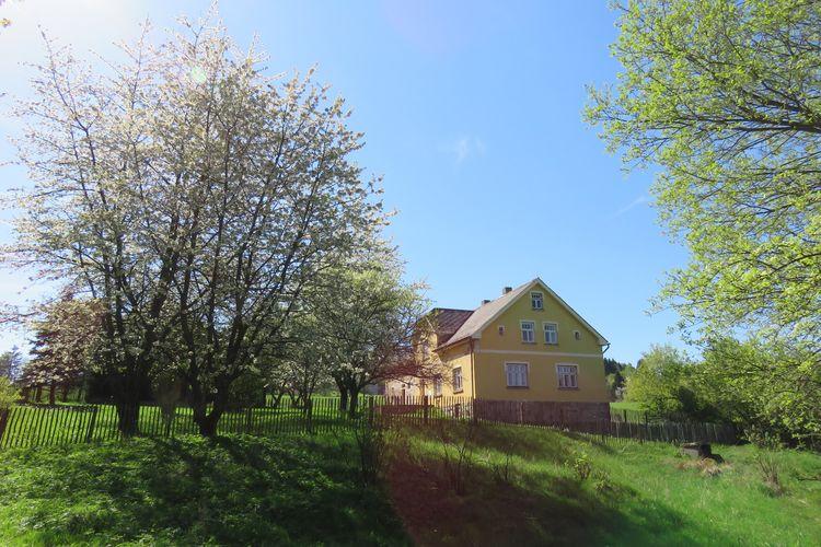 vakantiehuis Tsjechië, West-Bohemen, Obora vakantiehuis CZ-34701-04