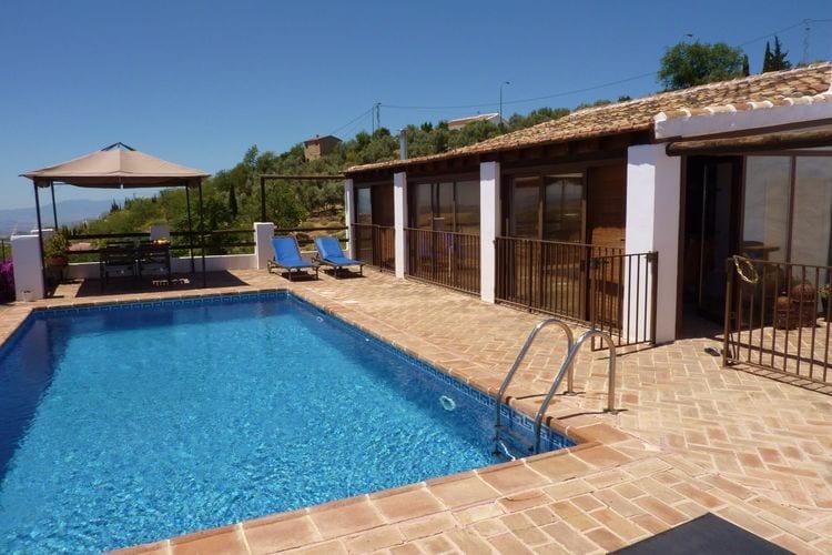 Villa Spanje, Andalucia, Villanueva de la Concepción Villa ES-29200-03