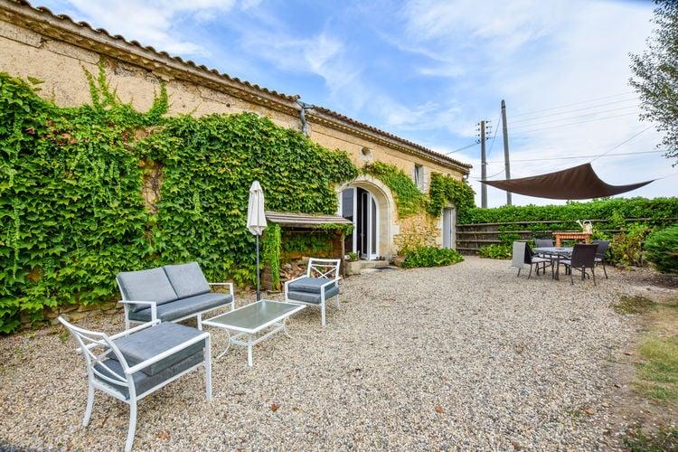 Vakantiehuizen Frankrijk | Cote-Atlantique | Vakantiehuis te huur in Monprimblanc met zwembad  met wifi 4 personen