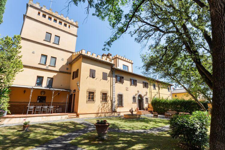 Vakantiehuizen Italie | Toscana | Villa te huur in Empoli met zwembad  met wifi 9 personen