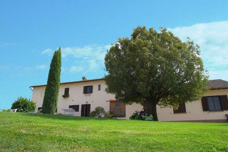 Vakantiehuizen Italie | Toscana | Boerderij te huur in Pienza met zwembad  met wifi 4 personen