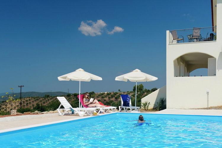 Villa met zwembad   Koroni  Villa Sophia