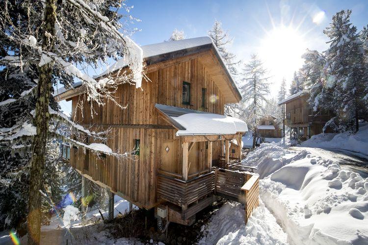 Chalet Oostenrijk, Steiermark, Turracherhöhe Chalet AT-8864-37