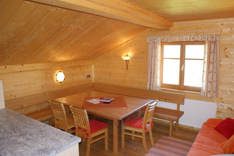 Marco 2 - Chalet - St Gallenkirch - Dining Room