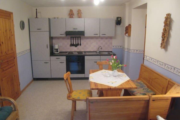 Appartement Duitsland, Hunsruck, Morbach-Riedenburg Appartement DE-54497-21