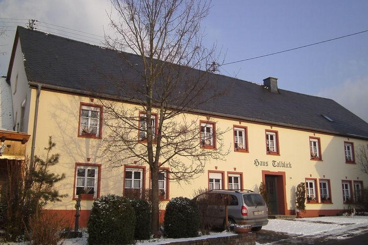 Vakantiehuizen Duitsland | Hunsruck | Appartement te huur in Morbach-Riedenburg   met wifi 2 personen