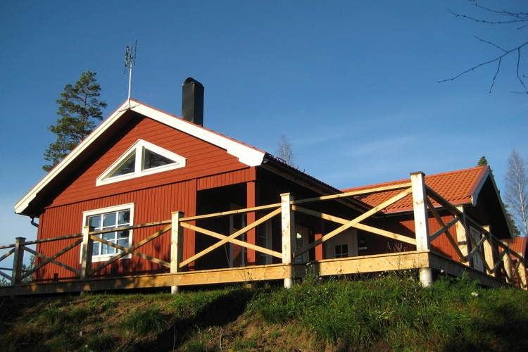 Vakantiehuis  met wifi  Torsby  Värmlans Sjö och Fjäll Camping 12