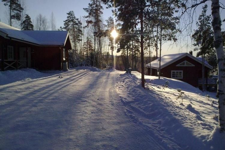 Värmlans Sjö och Fjäll Camping 12 - Accommodation - Torsby