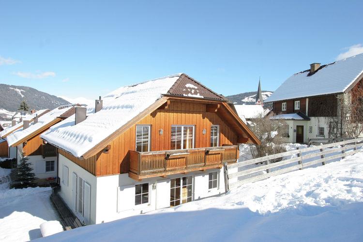 Vakantiehuizen Oostenrijk | Salzburg | Chalet te huur in Sankt-Margarethen-im-Lungau   met wifi 8 personen
