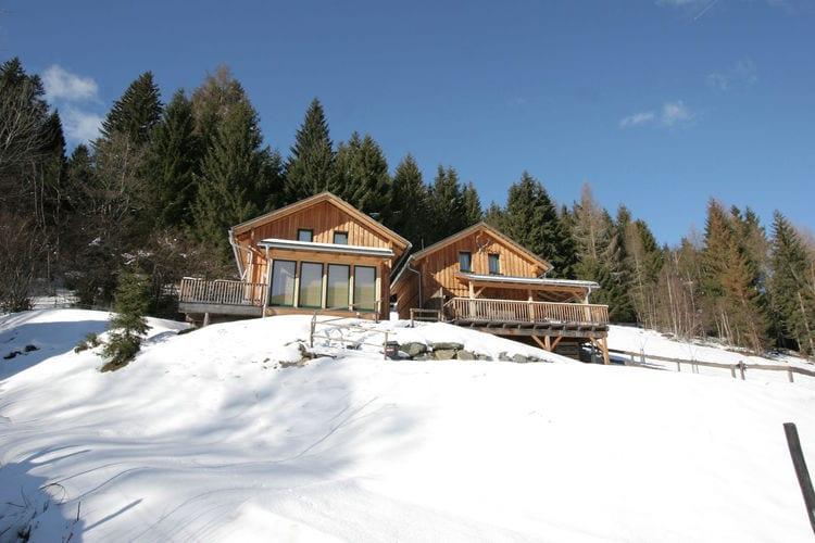 Vakantiehuizen Oostenrijk | Steiermark | Chalet te huur in Stadl-an-der-mur   met wifi 6 personen