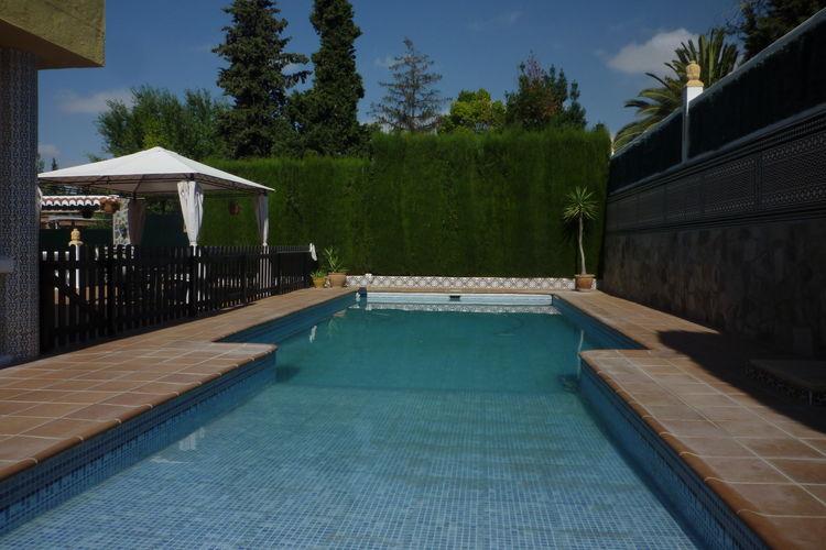 Villa Rochd - Chalet - Padul