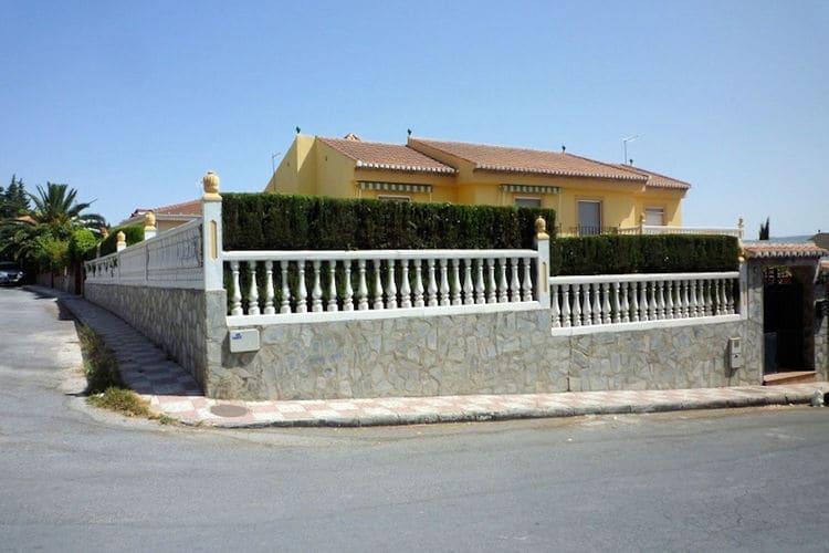vakantiehuis Spanje, Andalucia, Padul vakantiehuis ES-18640-01