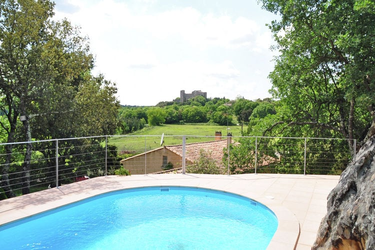Vakantiehuizen La-Capelle-et-Masmolene te huur La-Capelle-et-Masmolène- FR-30700-28 met zwembad  met wifi te huur