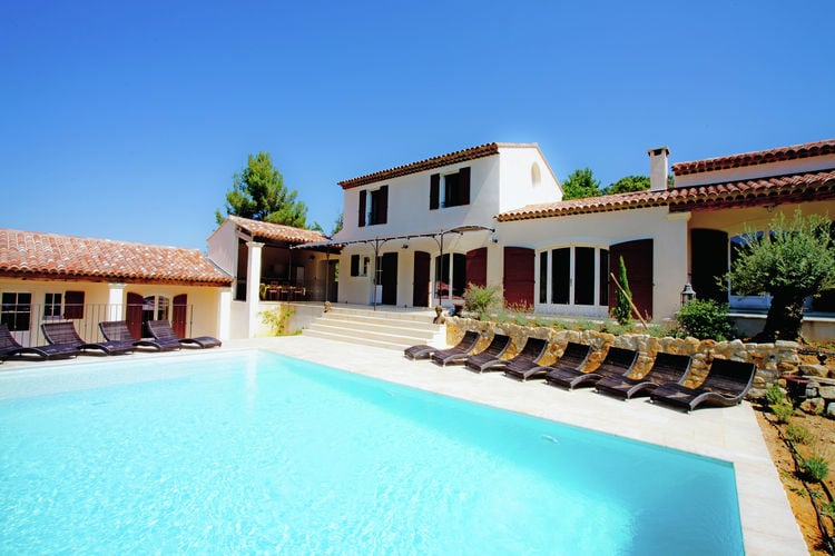 Villa Frankrijk, Provence-alpes cote d azur, Apt Villa FR-84400-29