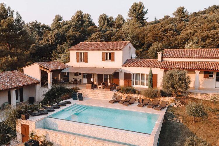 Ferienhaus Zeitgenössische Villa in Apt mit eigenem Pool (1758808), Apt, Vaucluse, Provence - Alpen - Côte d'Azur, Frankreich, Bild 40