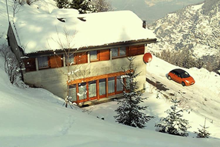 vakantiehuis Zwitserland, Jura, La Tzoumaz vakantiehuis CH-1918-47