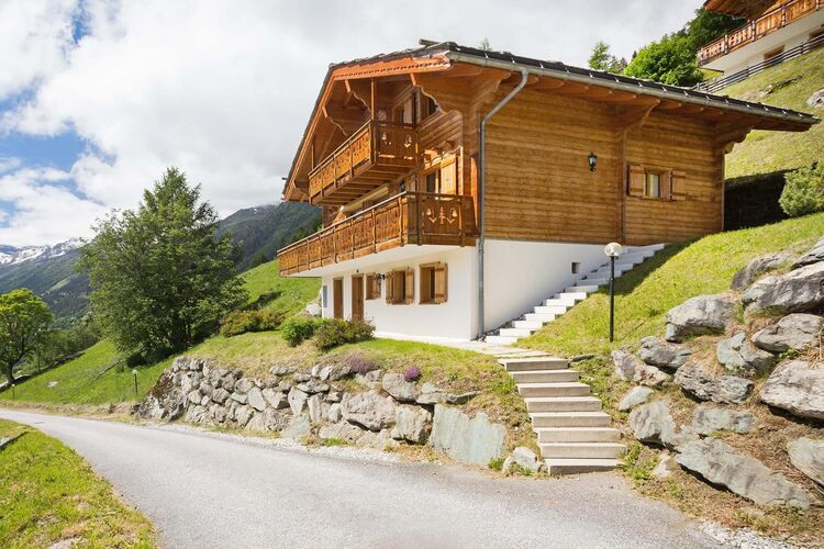 Chalet Zwitserland, Jura, Masses S/Hérémence Chalet CH-1988-17