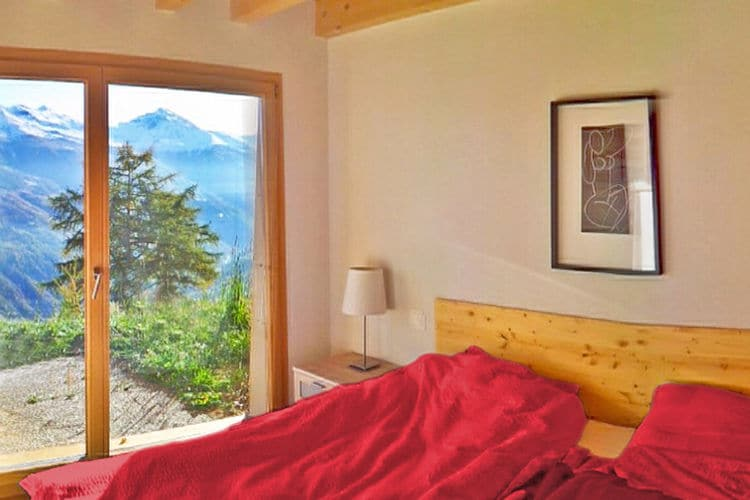 Chalet Zwitserland, Jura, Les Collons Chalet CH-1988-13