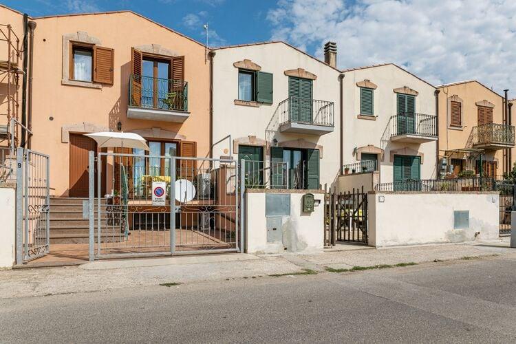 Vakantiehuizen Italie | Sardegna | Vakantiehuis te huur in Bosa   met wifi 4 personen
