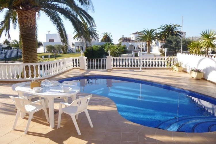 Villa Spanje, Costa Brava, Empuriabrava Villa ES-17487-33