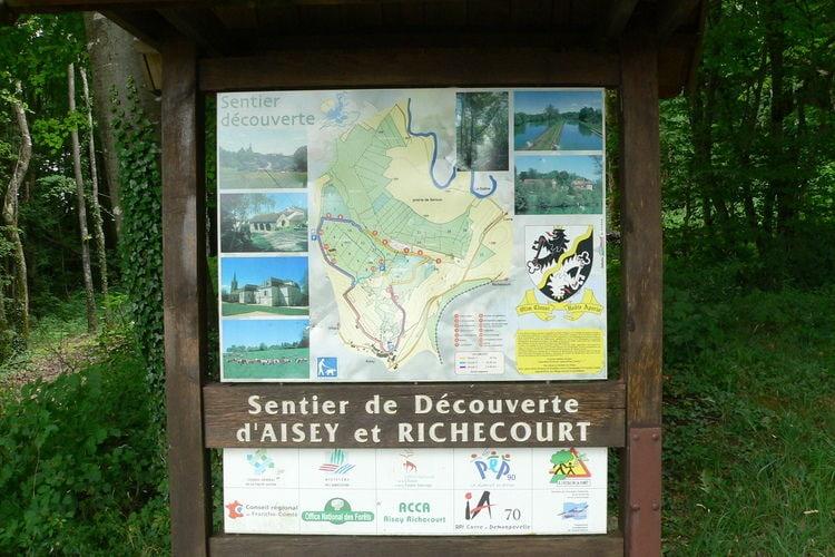 Ferienwohnung La Ferme des choucas (563981), Aisey et Richecourt, Haute-Saône, Franche-Comté, Frankreich, Bild 32