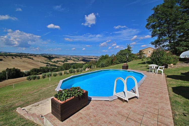 Vakantiehuizen Arcevia te huur Arcevia- IT-60011-06 met zwembad  met wifi te huur