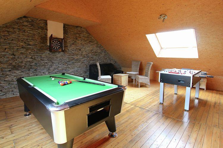 vakantiehuis België, Luxemburg, Harfontaine vakantiehuis BE-6840-03