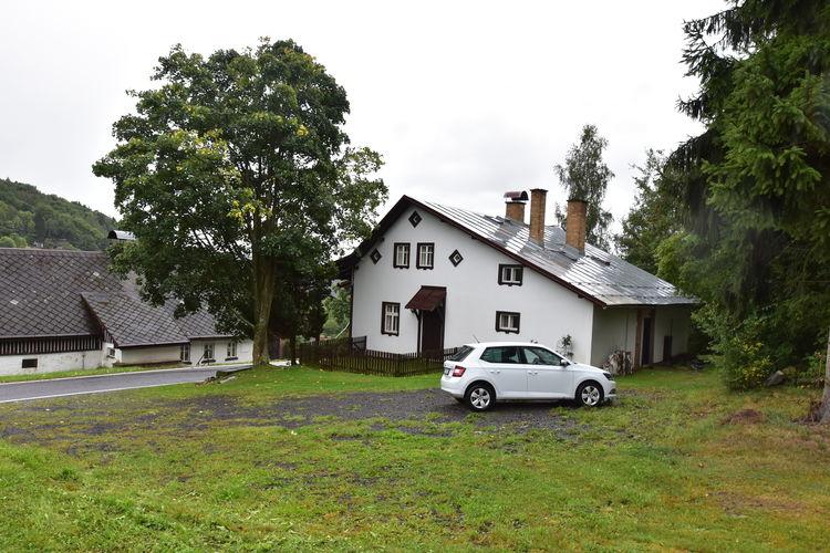 met je hond naar dit vakantiehuis in Zlata Olesnice