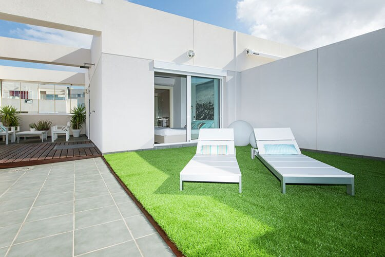 grca Appartementen te huur Elegante appartementen met balkon en zeezicht gelegen in Agaete op Gran Canaria