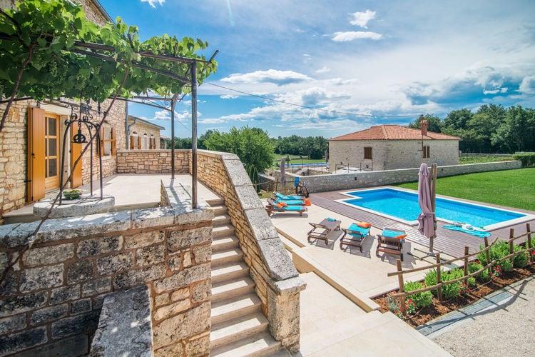 vakantiehuis Kroatië, Istrie, Zminj vakantiehuis HR-52341-04