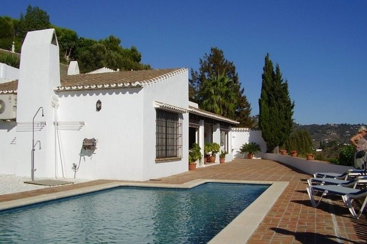 1 Ferienhaus in Algarrobo Costa