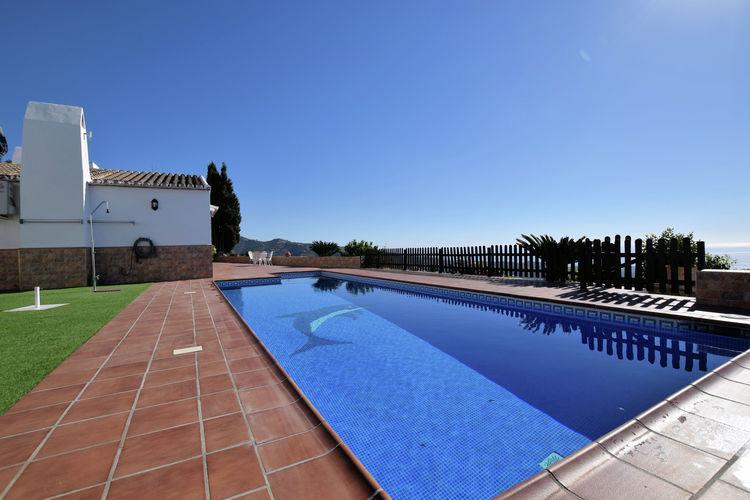 Villa Spanje, Costa del Sol, Algarrobo Villa ES-29750-02