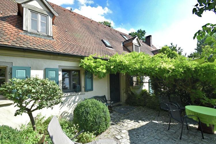 Duitsland | Beieren | Vakantiehuis te huur in Weissenburg   met wifi 4 personen