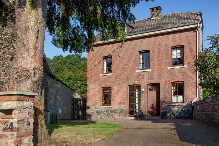 Vakantiehuizen Belgie | Luik | Vakantiehuis te huur in Coo-Ardennes met zwembad  met wifi 9 personen