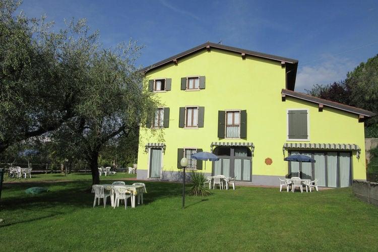 Woning Italie | Italiaanse-Meren | Vakantiehuis te huur in Bardolino met zwembad  met wifi 4 personen