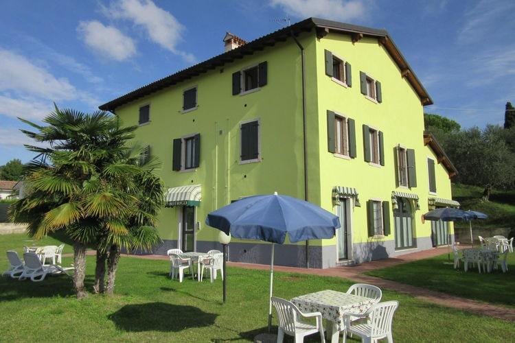 Woning Italie | Italiaanse-Meren | Vakantiehuis te huur in Bardolino met zwembad  met wifi 2 personen