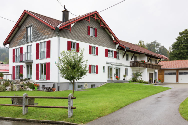 Vakantiehuizen Duitsland | Allgau | Appartement te huur in Rettenberg-Vorderburg   met wifi 6 personen