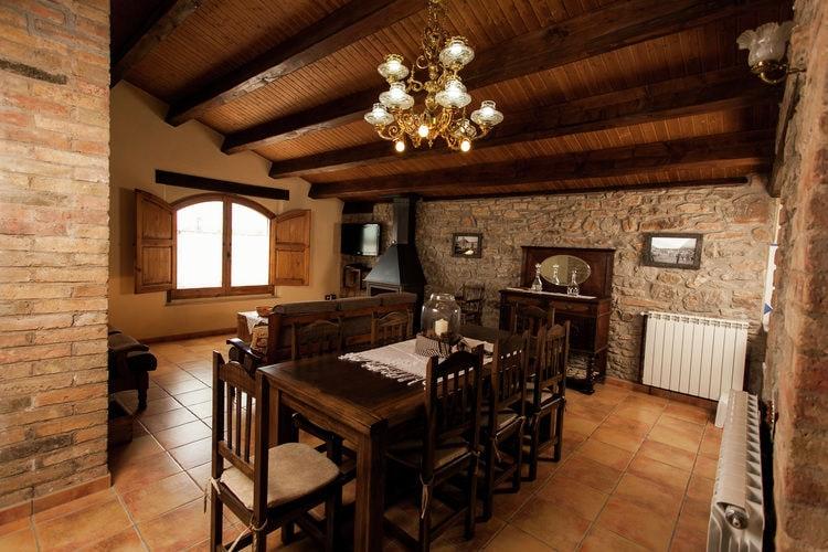 vakantiehuis Spanje, Catalunia, Olius vakantiehuis ES-25286-01