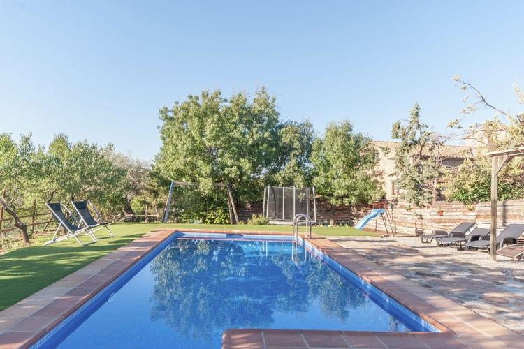 Vakantiehuizen Spanje | Catalunia | Vakantiehuis te huur in Olius met zwembad  met wifi 10 personen