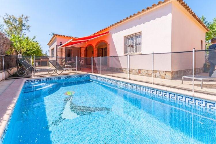 Villa Spanje, Costa Brava, Sant Pere Pescador Villa ES-17470-03