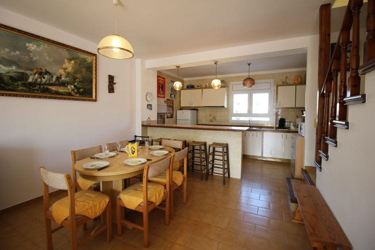 Vakantiewoning Spanje, Costa Brava, Empuriabrava vakantiewoning ES-17487-68