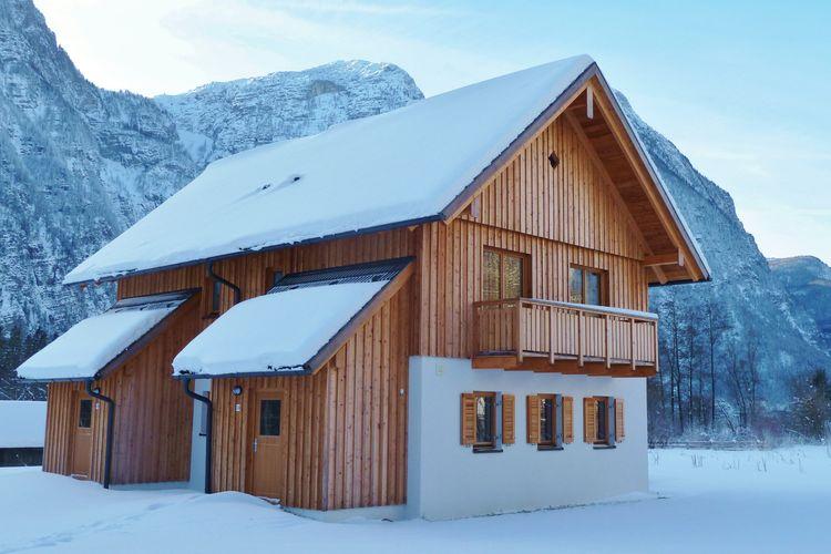 Vakantiehuizen Oostenrijk | Oberoesterreich | Appartement te huur in Obertraun met zwembad  met wifi 4 personen