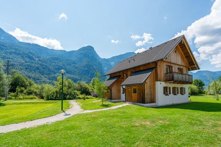 Oostenrijk | Oberoesterreich | Appartement te huur in Obertraun met zwembad  met wifi 4 personen